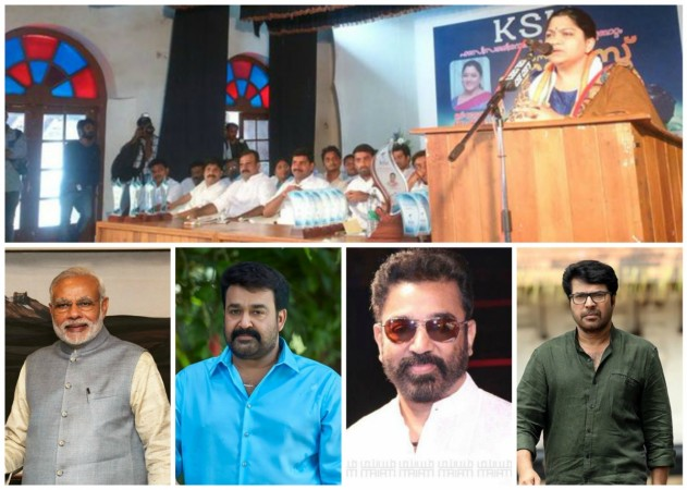 Kushboo Sunder says Narendra Modi is the best actor