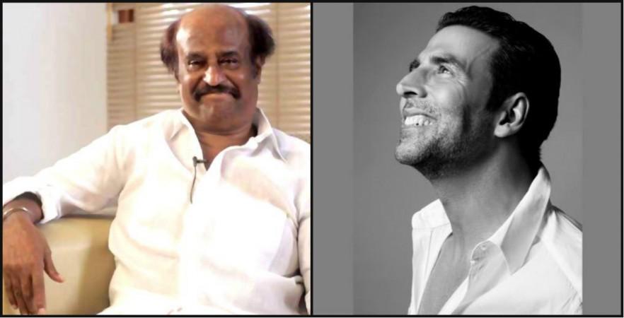 Rajnikanth, Akshay Kumar
