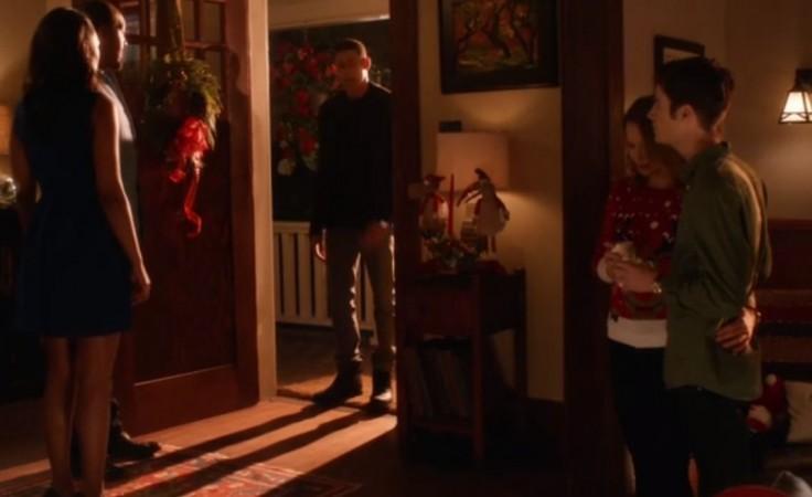 Keiynan Lonsdale as Wally West in 'The Flash' winter finale