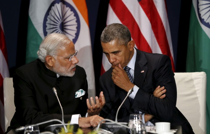 Modi Obama H1-B visas