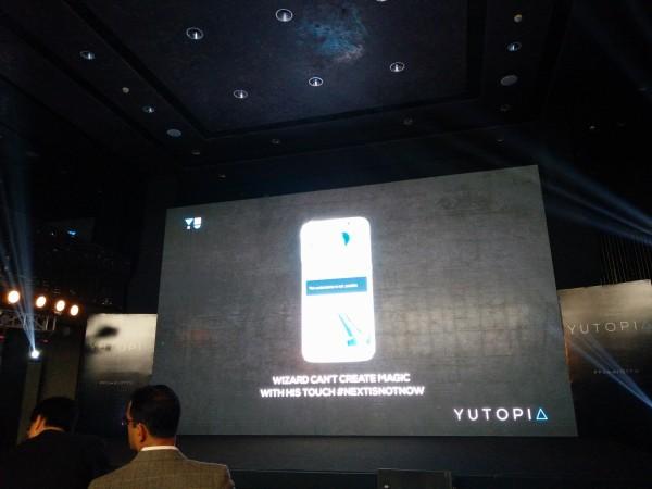 Yutopia launch live coverage