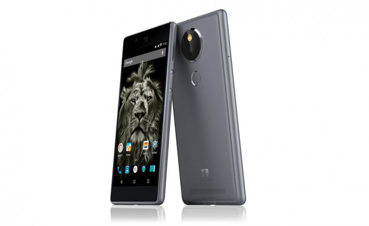 Metal-clad YU Yutopia with finger-print sensor launched in India; price, specifications