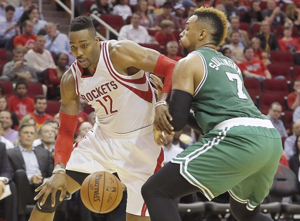 Dwight Howard Houston Rockets Jared Sullinger Boston Celtics