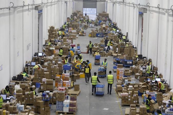 China online retail sales