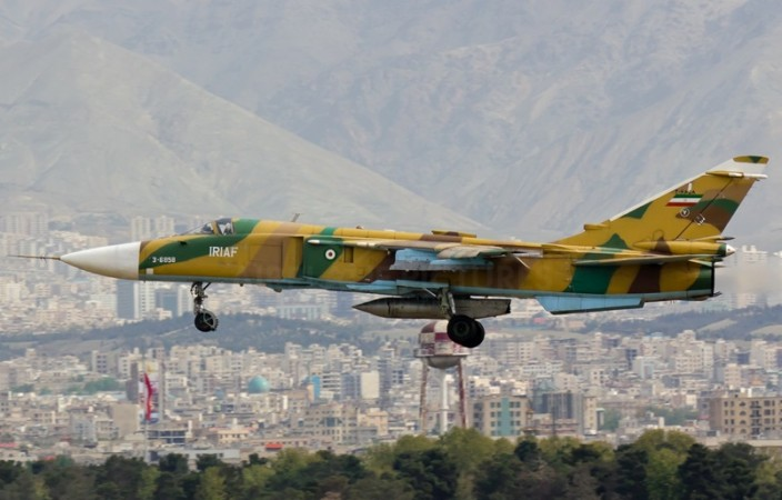 Islamic Republic Air Force Sukhoi Su-24M