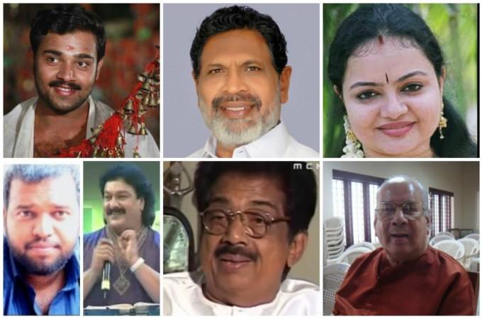 Kerala celebrity death of 2015