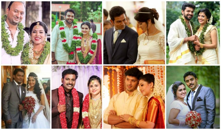 Mollywood celebrity weddings of 2015