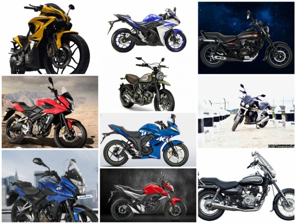 Best bikes of 2015: From Bajaj Pulsar RS 200 to Honda CB Hornet 160R