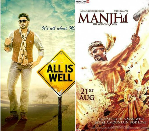 All Is Well and Manjhi-The Mountain Man