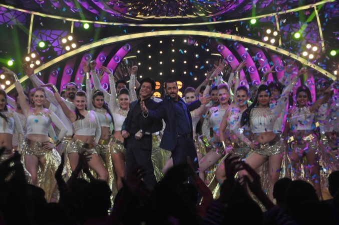 Salman and Shah Rukh on 'Bigg Boss 9'