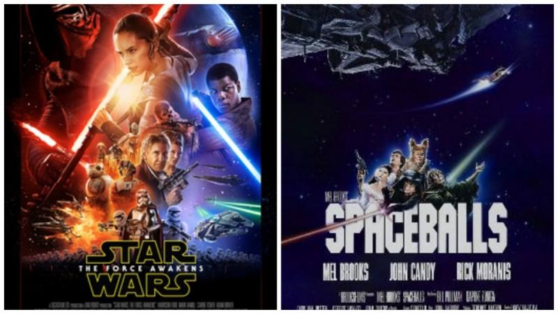 Star Wars parody Spaceballs to have a sequel?