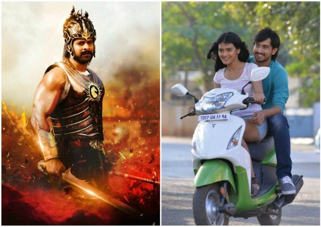 Baahubali and Kumari 21F