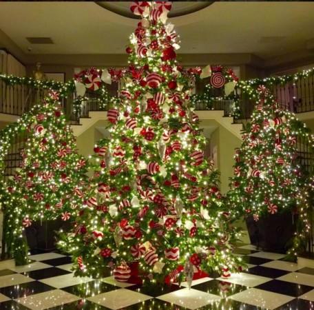 Kris Jenner Christmas Tree