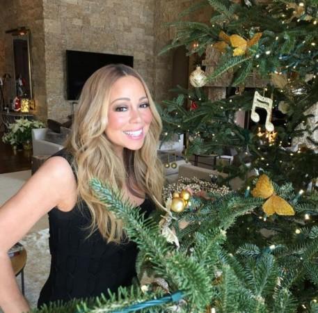 Mariah Carey Christmas Tree