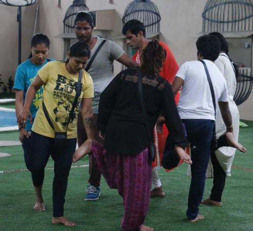 'Bigg Boss 3' Kannada inmates busy in task