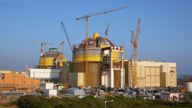 nuclear reactor india