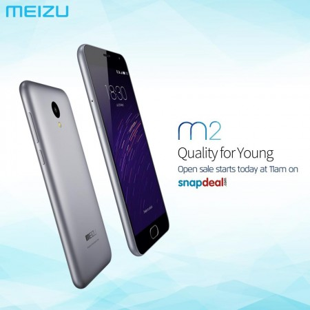Rs 6,999 Meizu m2 sale is live: Tips and tricks to buy the phone
