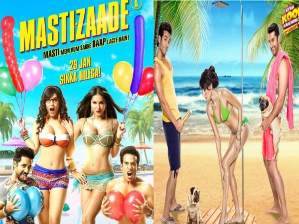 Mastizaade and Kyaa Kool Hain Hum 3