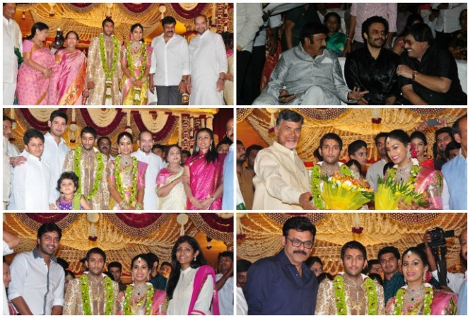 Celebs at Adi Seshagiri Rao's son
