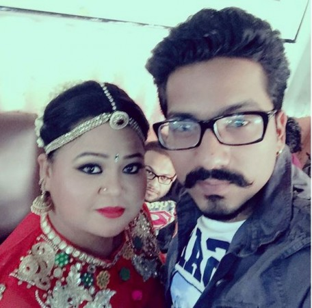 nights bachao host bharti singh to tie the knot in 2016 instagram