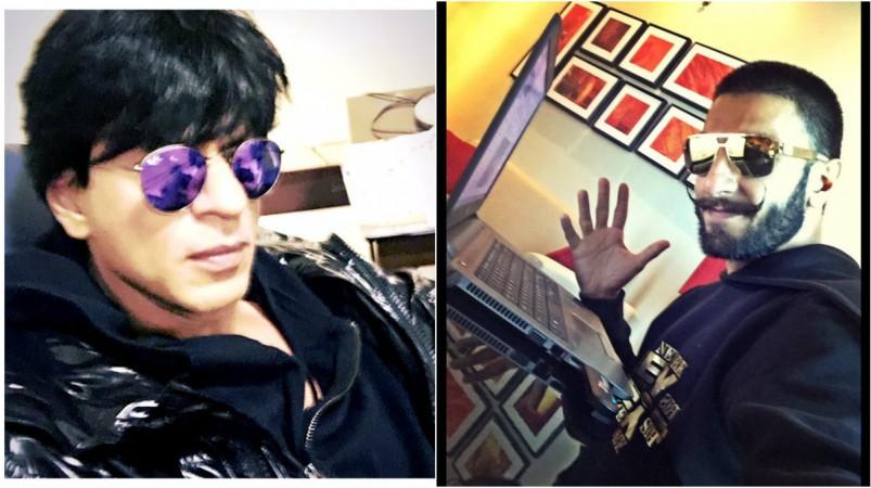 Shah Rukh Khan, Ranveer Singh