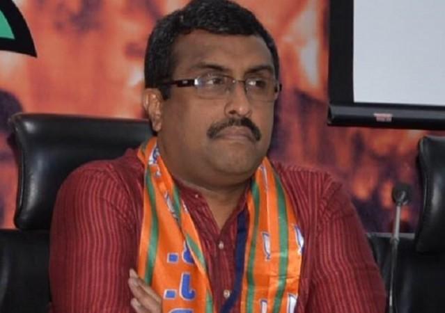 BJP leader Ram Madhav