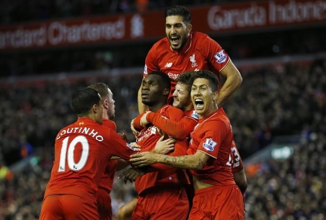 Liverpool Benteke Can Firmino
