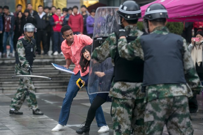 China anti terror law
