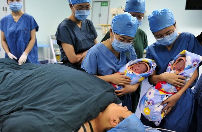 China children infants