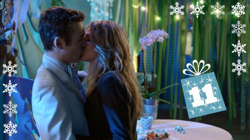 Amy and Felix from 'Faking It'