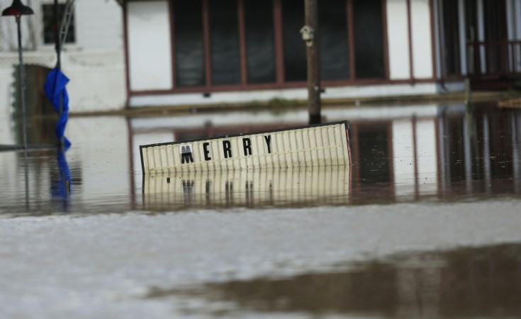 Flood in Alabama