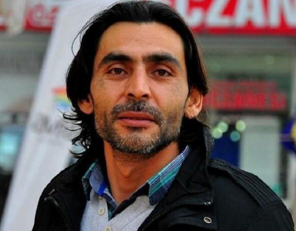 Syrian journalist Naji Jerf