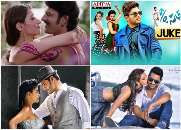 Hit Telugu audio albums of 2015