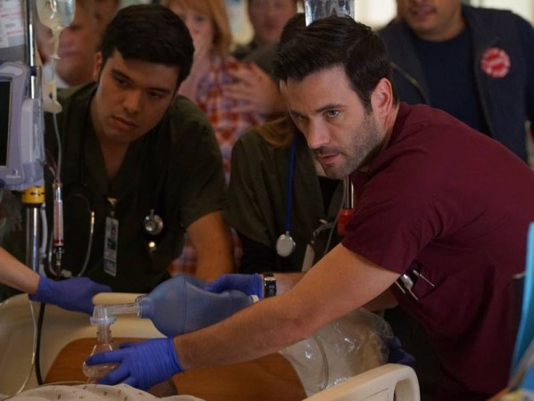 Will Chicago Med doctors be able to save Herrmann's life?