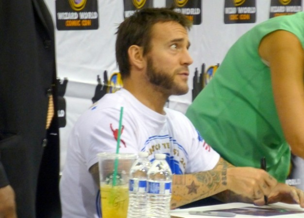 CM Punk's $500000 payday for UFC 203 leaves fighters upset