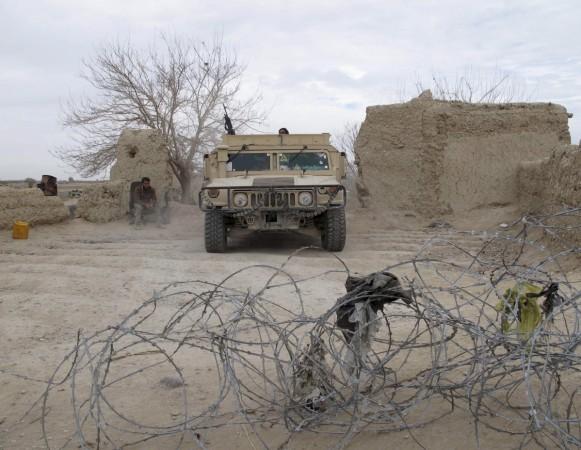 Afghanistan Helmand
