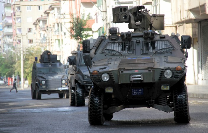Turkey isis raid