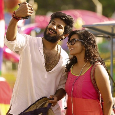 dulquer salmaans charlie review a crazy girls search