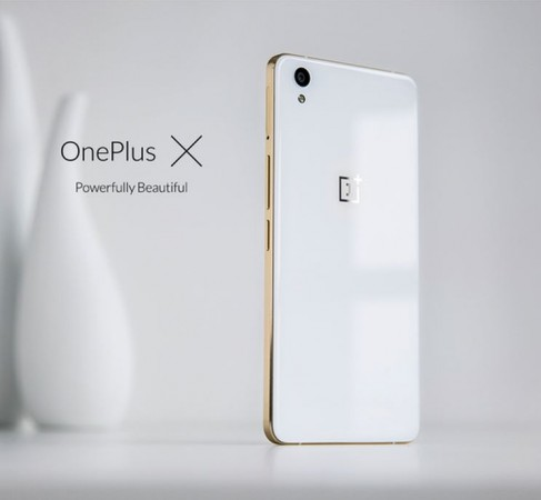 OnePlus X Champagne edition goes on sale in India; price, specifications