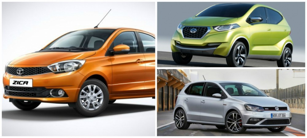 Upcoming cars in 2016: Hatchbacks worth waiting for, from Tata Zica to Polo GTI
