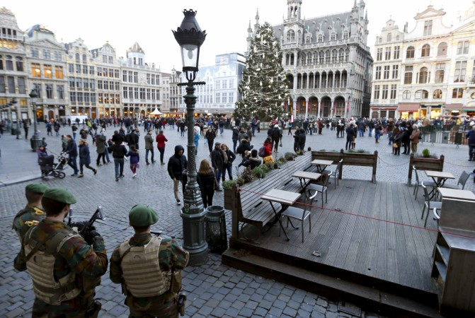 Brussels terror threat