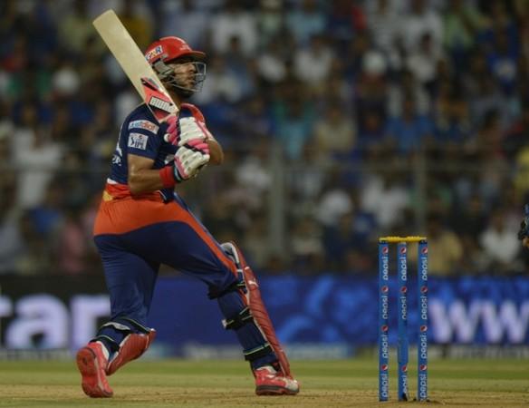yuvraj singh IPL 2016