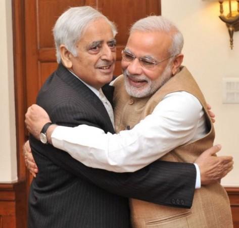 Jammu and Kashmir CM