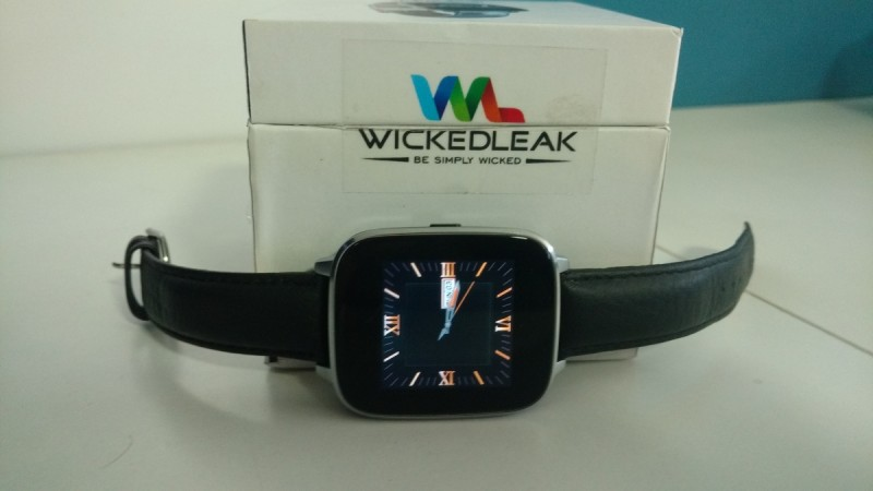 Wickedleak Alpha Xpress Review: First impression on affordable smartwatch [photos]
