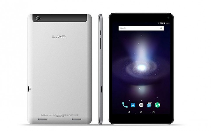 Lava launches Ivory M4 tablet with MediaTek SoC; price, specifications