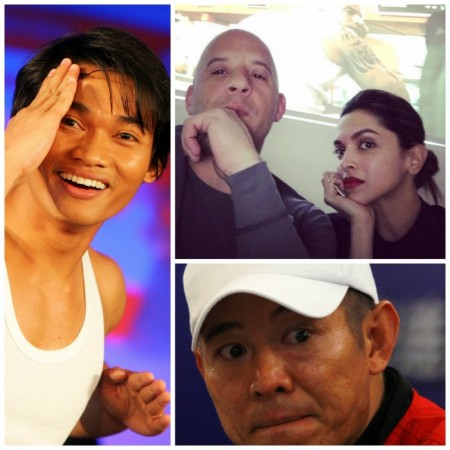 Deepika Padukone to star with Jet Li and Tony Jaa in Vin Diesel's 'XXX: The Return of Xander Cage'