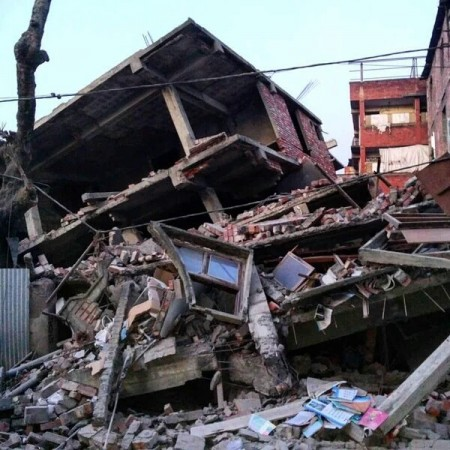 Imphal earthquake