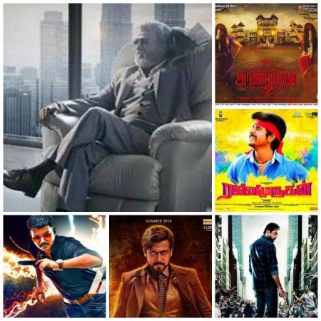 Much Awaited Tamil Movies of 2016