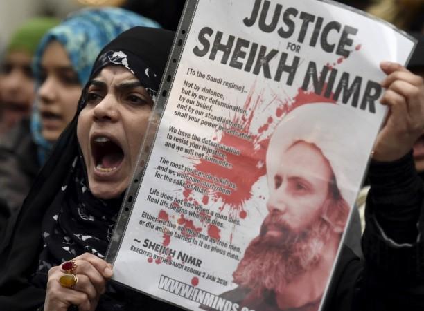 Sheikh Nimr execution
