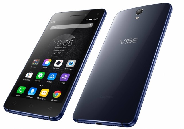 Lenovo Vibe S1 Lite with 8MP selfie camera launched: What's changed compared to Vibe S1?